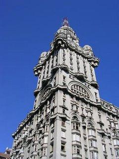 Uruguay palacio salvo