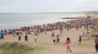Uruguay summer, La pedrera, 2006