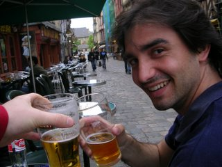 Cheers! Rue d'la soif, Rennes, France