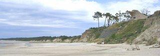Uruguay Canelones Atlantida El águila coastline