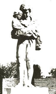 Uruguayan stories, dionisio díaz statue