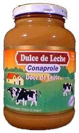 Uruguay dulce de leche tar