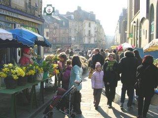 Marche d'lis, Rennes, France