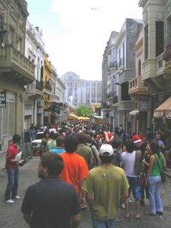 Mercado del puerto Uruguay