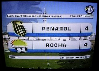Peñarol Rocha