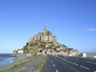 Mount Saint Michel France