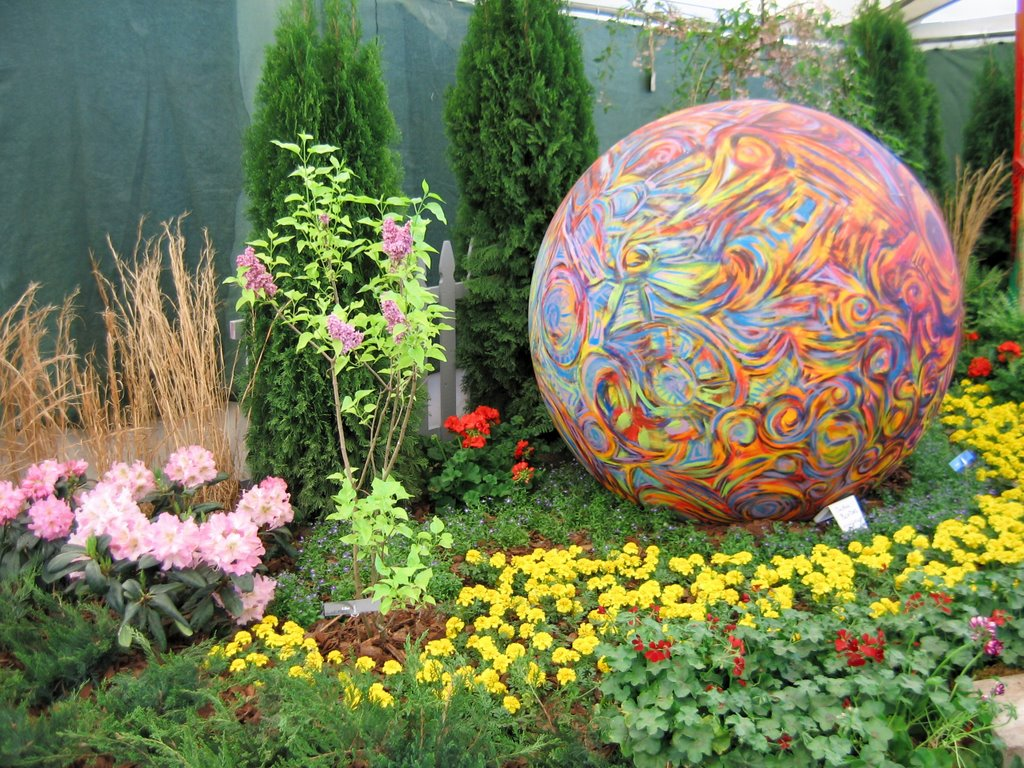 Cincinnati Flower Show Coney Island