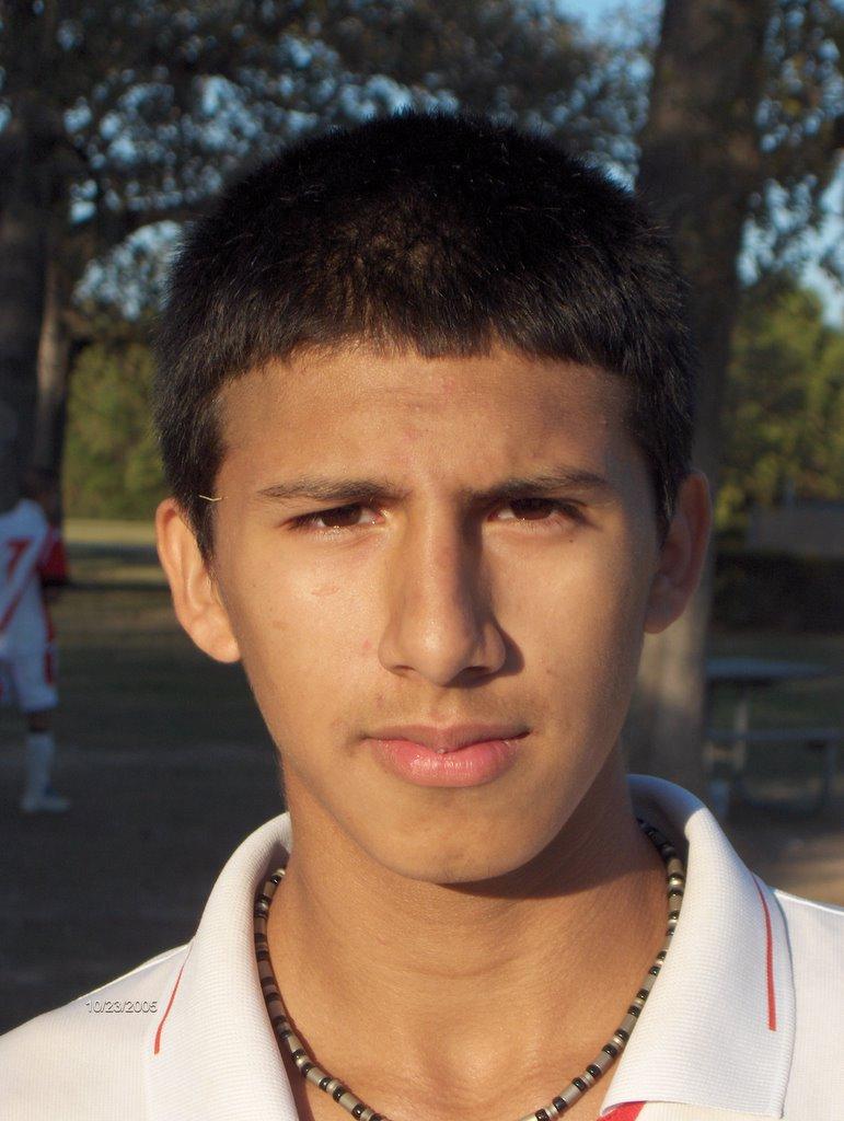 Houstonians 90 91 soccer - Luis guerrero ...