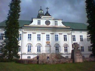 Mustasaaren kirkko Mustasaari church 3rd September 2005