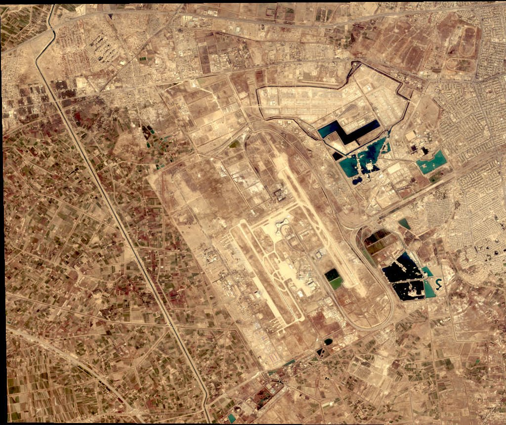 INDEX RESEARCH US Bases in Iraq Part I Baghdad
