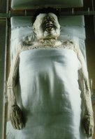 Image of Lady Dai's Mummy