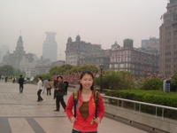 Nuchy in Shanghai