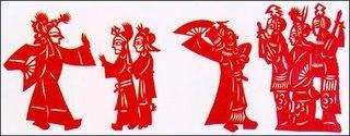 Folk Paper-Cuts Image