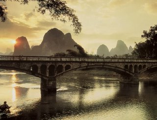 Guilin Bridge Image