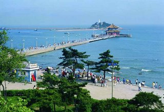 Image of Qingdao Beach