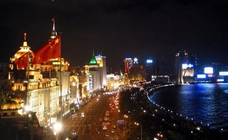 The Bunds at Shanghai Image