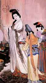 Image of Yang Concubine
