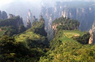 Zhangjiajie National Park Image