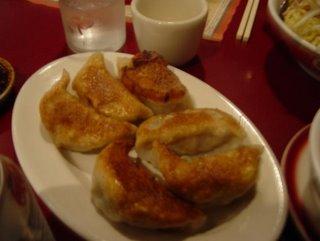 Chinese Fried Filled Wonton