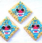 Chinese Valentine's Day Cookies
