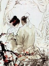 Chinese Valentine's Day Romantice Story