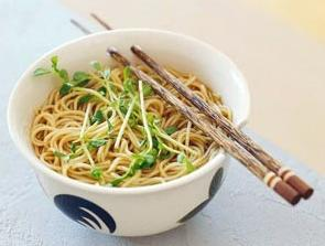 Stir Fried Chinese Egg Noodle