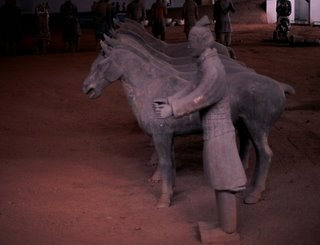 Terra Cotta Warriors And Horses China