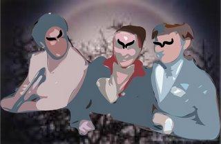 Tres Demonios femeninos se conjuran para robar un alma