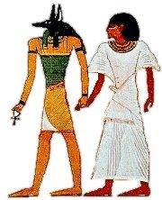 Walk like an Egyptian!