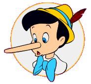 No te preocupes, Pinocho: el que esté libre de mentiras, que encienda el primer mechero...