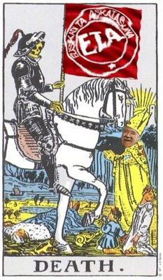 Carod suplica una tregua a Ternera