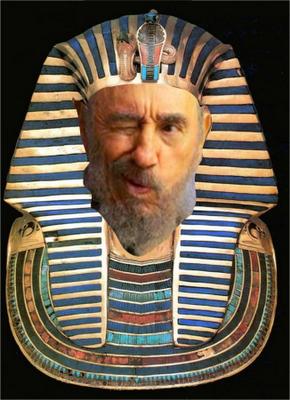 Castro: ¡mariconssón!