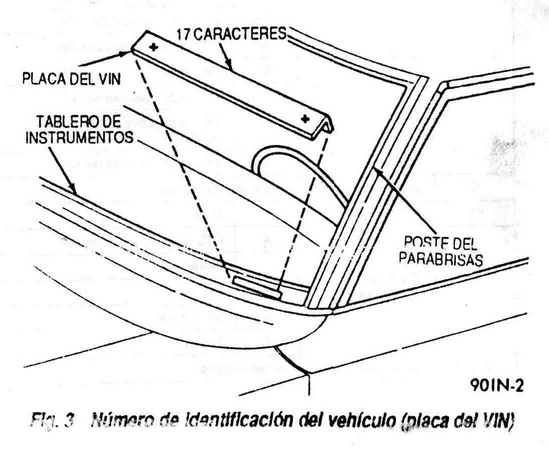 Elec116 in addition 89 F150 Horn Relay Location furthermore Wiring Diagram Toyota Hiace Radio moreover Dodge Neon Blower Motor Location in addition Identificacion De La Placa Vin. on dodge dynasty