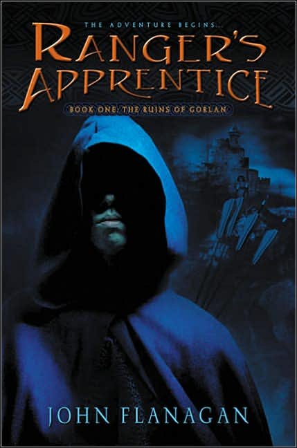 Book Talk: Ranger's Apprentice