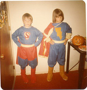 Homemade Halloween Costumes of the 1970s - They Rule! & Jart in My Head: Homemade Halloween Costumes of the 1970s - They Rule!
