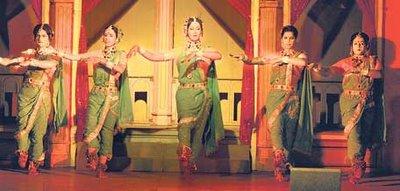 Dance Like A Woman