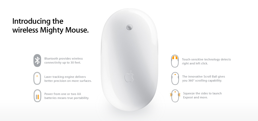 Apple mighty mouse skin - photo#14