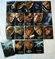 X-Men III Limited Edition postcard set
