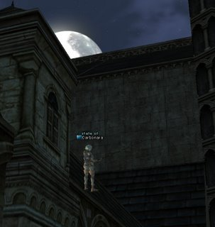 神殿の屋根