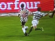 Penalty sobre William Souza