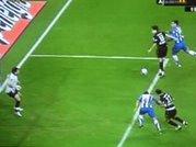Primeiro golo de Lisandro