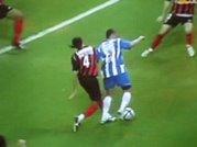 Penalty sobre Quaresma