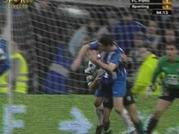Penalty sobre Lisandro
