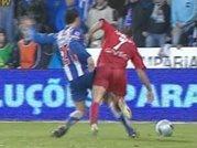 Penalty sobre Carlitos