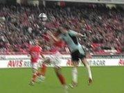 Lance entre Nélson e Paulo Sérgio