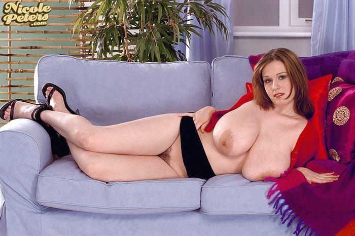 Tits nicole peters Giant Tits,