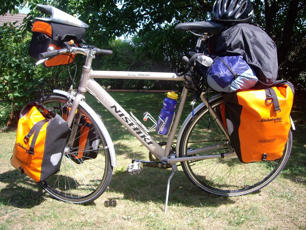 cykla genom sverige