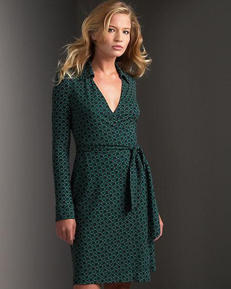 Diane Von Furstenberg Vintage Dresses