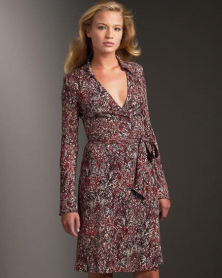 Where to buy diane von furstenberg wrap dress