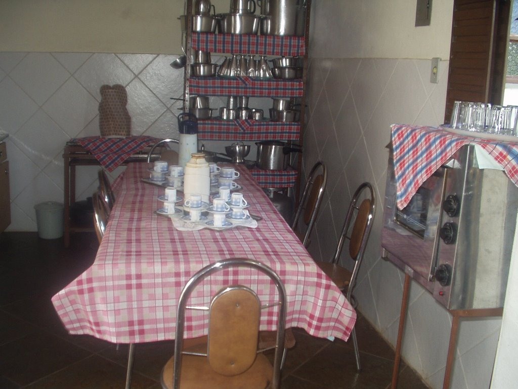 S Tio Por Do Sol Cozinha Cozinha Completa Com Geladeira Duplex